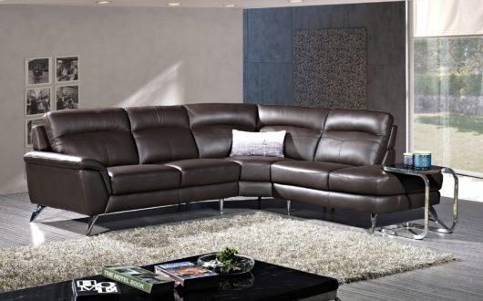 Sofa Da Thật
