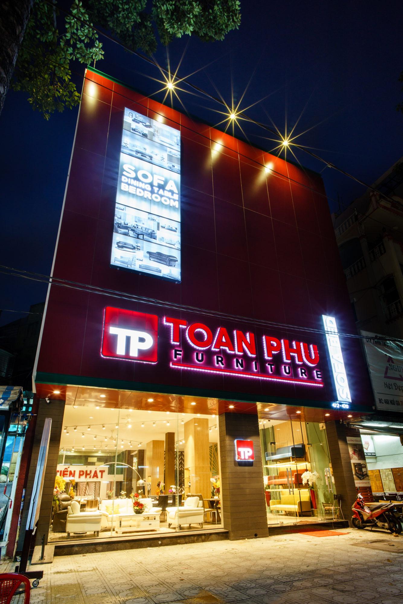 Toàn Phú – Sài Gòn
