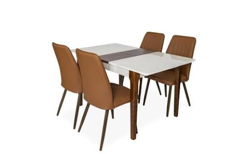 bàn ăn mở rộng