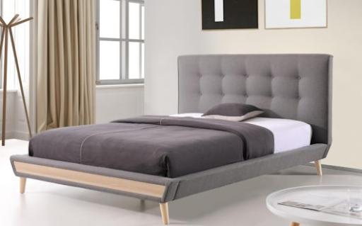 giường bọc nệm cao cấp