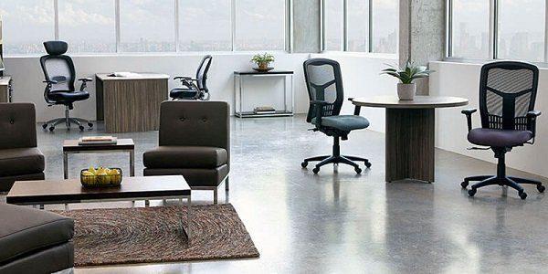 nội thất văn phòng cao cấp hiện đại