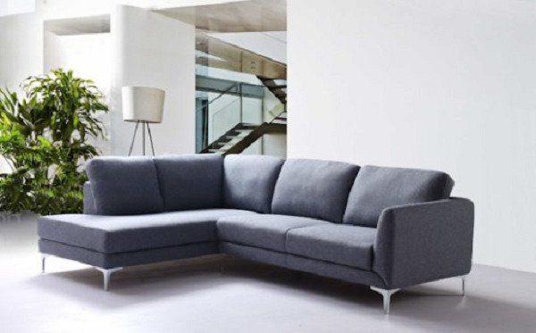 sofa vải phòng khách